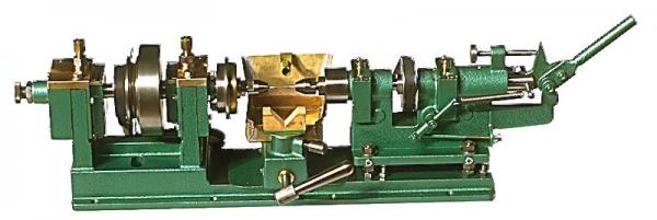 Bruting, Girdling Machines & Accessories
